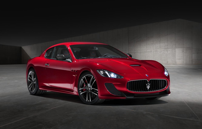 Photo wallpaper Maserati, GranTurismo, MC Road, 2014, Pininfarina