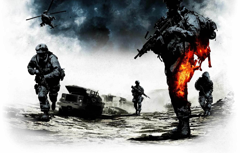 Wallpaper Bad Battlefield Company Images For Desktop Section
