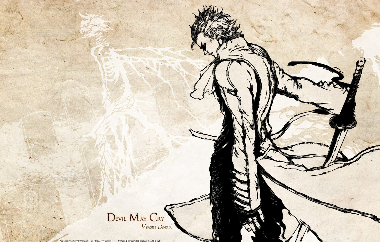Photo wallpaper Wallpaper, Anime, DevilMyCry
