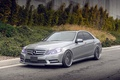 Picture grey, before, Mercedes, E-class, Mercedes, E350