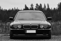 Picture E38, BMW, tuning, Boomer, BMW, Stance