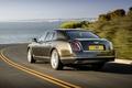 Picture Bentley, Speed, Side, Back, (2014), Mulsanne