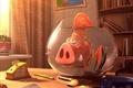 Picture humor, Anatoliy Sidorov, FishePig, fish-pig