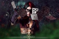 Picture card, girl, mask, cosplay, fighting, harley quinn, Injustice: Gods Among Us