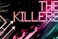 Picture The killers, Neon, indie rock, logo