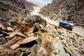 Picture Mountains, Blue, Dust, Sport, Machine, Speed, Stones, Truck, Race, Gorge, Kamaz, Rally, Dakar, KAMAZ, 2014