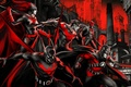 Picture red, red, Nightwing, Gotham, Batwoman, Red Robin, Red Robin, Batman beyond, Red hood, Gotham, Batwoman, ...