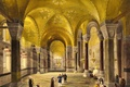 Picture Hagia Sophia, interior, Istanbul, Turkey, mosque, , While Agia Sophia, Museum