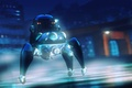 Picture robot, tachikoma, Ghost in the shell