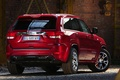 Picture red, СРТ8, Grand Cherokee, Grand Cheroke, rear view, Jeep, SRT8, Jeep
