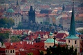 Picture view, Prague, Charles bridge