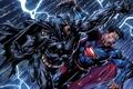 Picture man of steel, superman, batman, dark knight