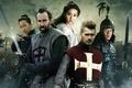 Picture weapons, Nicolas Cage, armor, In exile, Outcast, Hayden Christensen, swords, China, Hayden Christensen, Nicolas Cage, ...