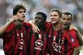 Picture Sport, Football, Milan, Photoshop, Ricardo Kaka, Andriy Shevchenko, Players, Cafu, Clarence Seedorf