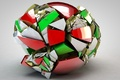 Picture ball, fragments, failure