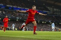Picture Steven Gerrard, Football, Steven Gerrard, England, Premier League, Liverpool, Barclays, Premier League, Liverpool