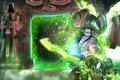 Picture wow, world of warcraft, The Illidan Stormrage, the demon, the portal, demon, illidan stormrage, elf
