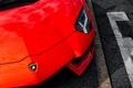 Picture LP700-4, Aventador, Lamborghini, front, orange