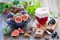 Picture guys, fruit, marmalade, fig, sweet, fruit, food, sweet, jam, jam, marmalade