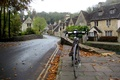 Picture the city, street, England, Bloomsburg, road bike