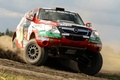 Picture Turn, The front, Jeep, Skid, Rally, Dakar, Opel, Dakar, SUV, Rally, In Motion, Machine, Logo, ...