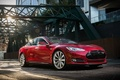 Picture 2014, Tesla, Model S, industrial
