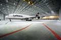 Picture Lufthansa, Passenger, Airbus, A380, Lighting, Airport, Hangar, Liner, The plane