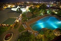 Picture home, the city, the hotel, the evening, Saint Lucia, Caribbean, Caribbean, pool, Coco Palm