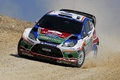 Picture Ford, Lights, Auto, The front, Fiesta, Fiesta, The hood, Rally, WRC, Rally, M. Hirvonen, J. ...