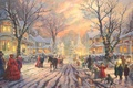 Picture Christmas, Mood, Christmas, The festive atmosphere, New year