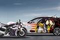 Picture car, game, Yamaha, tuning, anime, motorcycle, race, custom, speed, asian, lightsaber, german, manga, fast, japanese, ...
