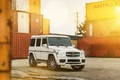 Picture White, Tuning, Mercedes, Drives, Gaelic, G63, MC Customs Vellano