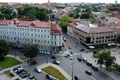 Picture street, Lithuania, photo, home, Vilnius, top, the city