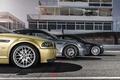 Picture start, black, grey, gold, BMW, BMW, E46