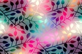 Picture background, abstract, colorful, background, leaves, shining, leaves