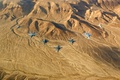 Picture flight, aviation, landscape, fighters