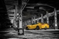 Picture background, rear view, tuning, Chevrolet, Stingray, HPE700, Corvette, Ruffer Performance, tuning, Corvette, Chevrolet, yellow