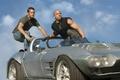 Picture Vin Diesel, Paul Walker, fast five, 2011