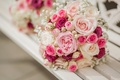 Picture flowers, flowers, pink, bouquet, roses, bouquet, roses