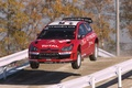 Picture Machine, Citroen, Auto, Race, Red, The front, In The Air, Speed, WRC, Rally, Sport, Citroen, ...