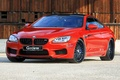 Picture machine, BMW, red, G-Power, Coupe, tuning, the front, nice