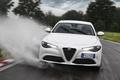 Picture White, Puddle, Alfa Romeo, Alfa Romeo, Giulia, FAS