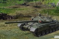 Picture tanks, tank, t-90, armored warfare, destroyed, forest