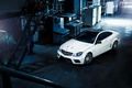 Picture Mercedes-Benz, AMG, Black, Color, White, Series, View, C63, Top, Ligth