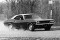 Picture machine, auto, photo, background, Wallpaper, black and white, Dodge, Challenger