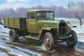 Picture WW2., lorry, Soviet, car, 5 t, Gorky, automobile, army, truck, frontovichek, 1500 kg, 1943, GAZ-MM, ...