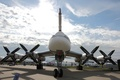 Picture Bear, Strategic, Bomber bomber, Bear, Tu-95, Exhibition, Turboprop, Soviet/Russian
