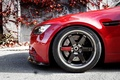 Picture nissan, car, drives, sport, red, Nissan