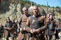 Picture the series, Floki, Gustaf Skarsgård, drama, Vikings, Travis Fimmel, historical, The Vikings, Ragnar Lothbrok