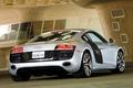 Picture auto, Audi R8, grey